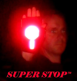 SuperStop Reflective Gloves